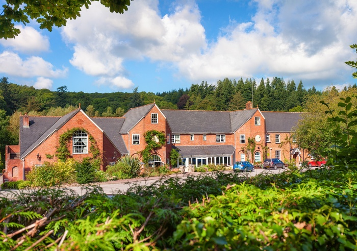 The Fox & Hounds Country Hotel, Devon 1