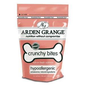 Crunchy Bites Salmon & Rice Dog Treat Dog Treat x 10