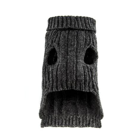 Aspen Dog Pullover - Grey 2