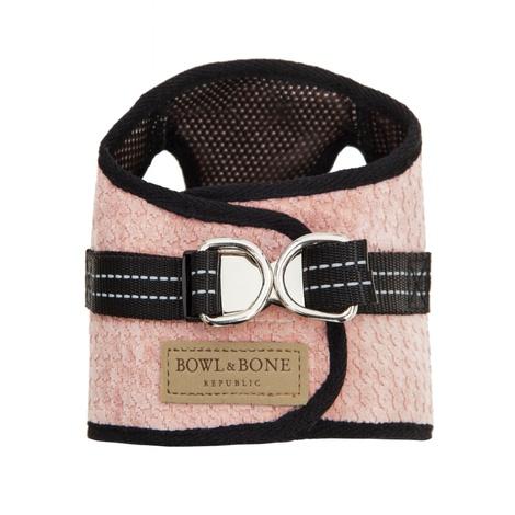 Soho Dog Harness - Rose