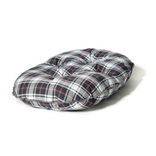 Danish Design - Lumberjack Navy/White Quilted Matress