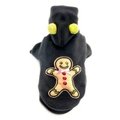 SR! Dog Accessories - Ginger Boy Hooded Dog Pullover