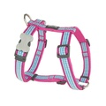 Fang It Dog Harness – Hot Pink