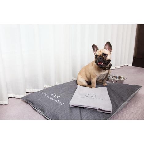 Personalised Pet Fleece Blanket – Orange 3