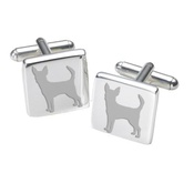 WithLoveFrom - Cufflinks - Chihuahua
