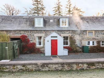Coachman's Cottage, Scottish Borders, Peebles