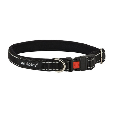 Ami Play Reflective Collar - Black