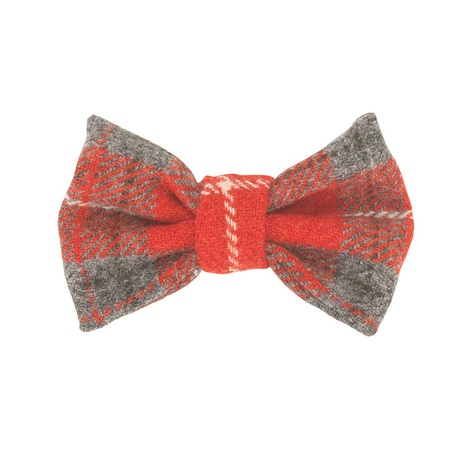 Hoxton Tartan Bow Wow Dog Bow Tie