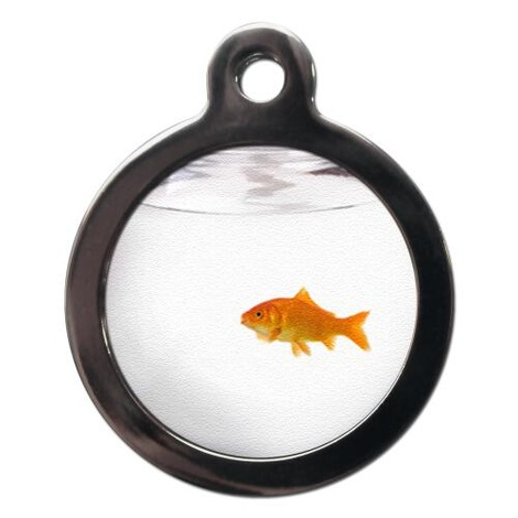 Goldfish Cat Tag