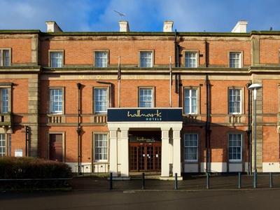 Hallmark Hotel Derby Midland, Derbyshire, Derby