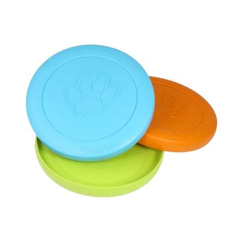 Zogoflex® Zisc Flying Disc – Aqua Blue 5