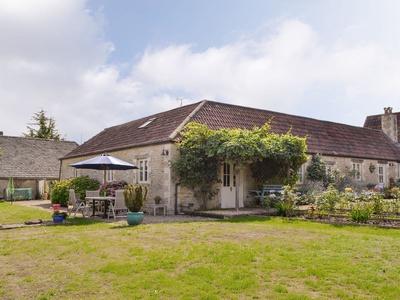 Le Jardin, Gloucestershire, Tarlton
