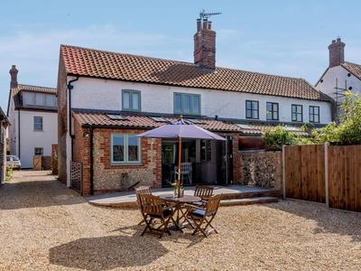 Greenrush Cottage, Norfolk, Blakeney