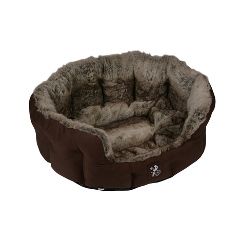 Lyon Oval Dog Bed