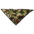 Army Print Dog Bandana 2