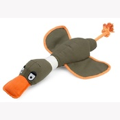 House of Paws - DUCK! CANVAS THROWER DOG TOY - COCO