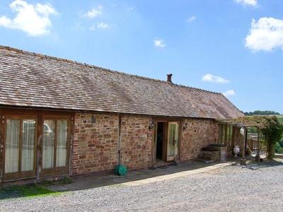 Garden Barn, Billingsley