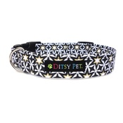 Ditsy Pet - Christmas star Dog Collar