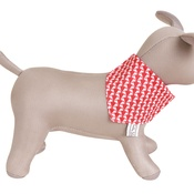 Teddy Maximus - Red Liberty Print Neckerchief