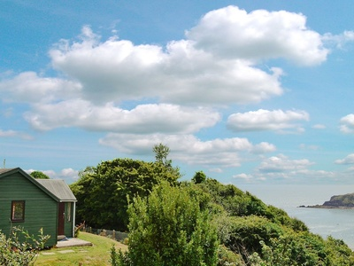 Log Cabin, Pembrokeshire