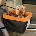 SkyBox Booster Car Seat - Black