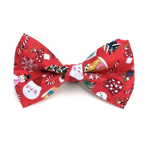Jolly Christmas Dickie Bow