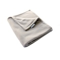 Double Fleece Dog Blanket - Oyster