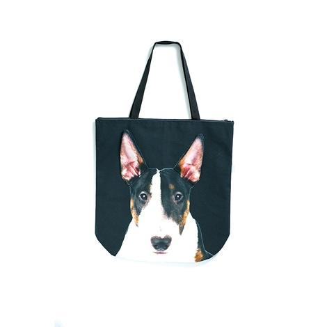 Brian the English Bull Terrier Dog Bag