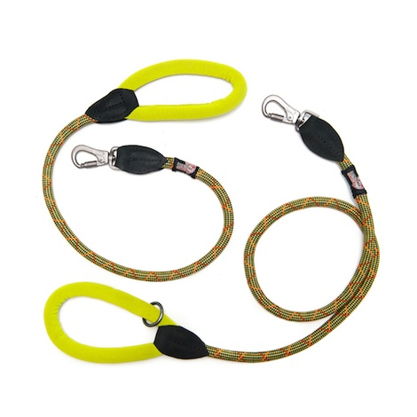 Comfort Rope Dog Lead – Green