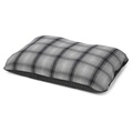 Tweed & Water Resistant Pillow Dog Bed
