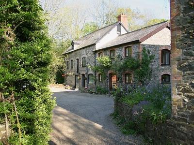 Mullybrook Mill, Devon, Burrington