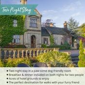 PetsPyjamas - Bagden Hall Hotel Exclusive Three Night Stay Voucher