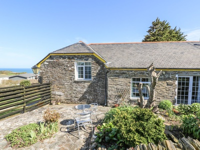 The Garden Apartment, Cornwall, Tintagel