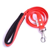 El Perro - Fleece Comfort Dog Lead – Red