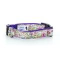 """Lavender Rose Dog Collar 1"""" Width"""