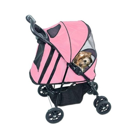 Pet Buggy in Pink