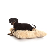 In Vogue Pets - Pooch Pad Dog Pillow - Camel