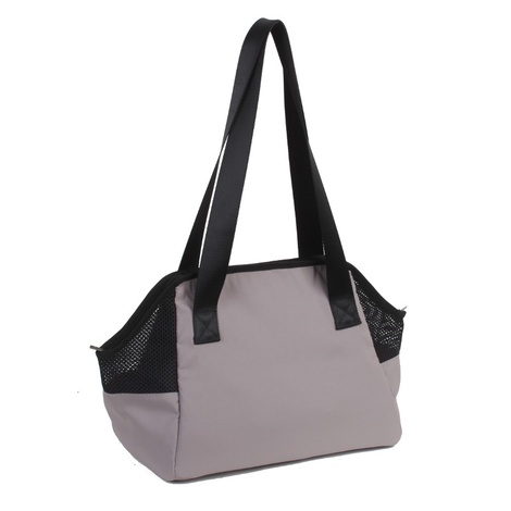 Shirley Dog Carrier - Taupe 2
