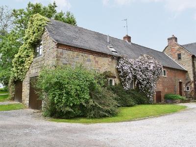 The Garden House, Derbyshire, Atlow
