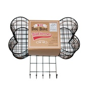 House of Paws - Bone Shaped Wire Storage Basket