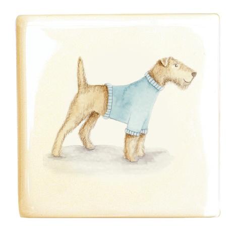 Dog Bowl Tile 2