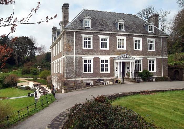 Buckland Tout-Saints Hotel, Devon 1