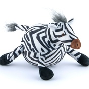 P.L.A.Y. - Zebra Dog Toy