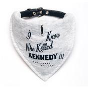SR! Dog Accessories - Kennedy Dog Bandana Collar