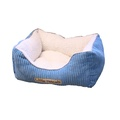 Little Rascals Sweet Dreams Pet Bed – Blue