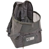 PJ Pet Products - K9 Pursuits Pup-Pocket Front Mounted Small Dog Carrier