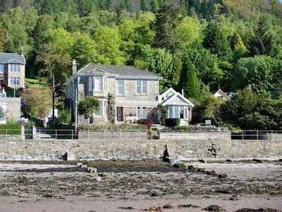 Anchorage House, Scotland