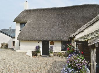 Happy Cottage, Devon