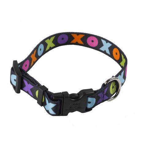 Hugs & Kisses Dog Collar