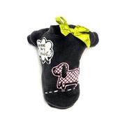 SR! Dog Accessories - Croissant Dog Cardigan